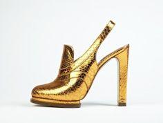 Gilded gold #Chloé