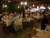 Lovely restaurant in Protaras, Cyprus