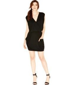 7a1028909c7f RACHEL Rachel Roy 24-Hour Sleeveless Draped Dress Rachel Roy Dresses