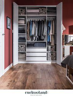68 Ideas For Bedroom Small Wardrobe Storage Bedroom Built In Wardrobe, 4 Door Wardrobe, Wardrobe Drawers, Wardrobe Storage, Small Wardrobe, White Wardrobe, Closet Storage, Bedroom Storage, Built In Wardrobe Ideas Sliding Doors