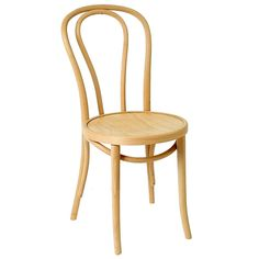 The No 18 Bentwood Chair by Michael Thonet offers a beautiful option in commercial grade seating. While it has echoes of the past, its design is truly timeless in appeal. The beautiful natural finish of the European beech is attractive and yet remarkably durable. Handmade by skilled craftsmen, the seat is embossed with an attractive design for added character. Handmade quality craftsmanship Timeless design Timber sourced from sustainable forest Quality materials and production Beautiful…