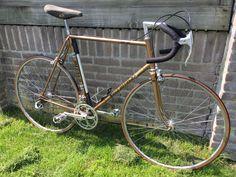 Vintage racebike KOGA Miyata Gents Luxe 1979