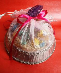 #basket #full #of #chocolates #different #flavours.. LIKE us at www.facebook.com/chocofairies for more