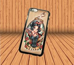 Snow White for iPhone 5/5S/SE Hard Case Cover  #designyourcasebyme