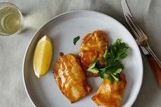 Lemon Chicken recipe. 1 pan, 20 minutes, and all you really need is lemon, butter, and chicken.