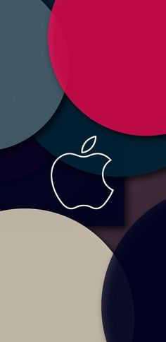 Rainbow Wallpaper, More Wallpaper, Apple, Iphone, Log Projects, Pretty Phone Backgrounds, Apple Fruit, Apples
