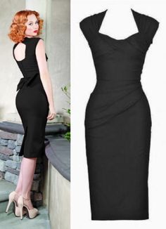 Stop Staring: Love Dress, Black