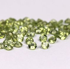 Peridots are formed deep inside the Earth and brought to the surface by volcanos. Because of this, in Hawaii Peridot symbolizes the tears of Pele, the goddess of fire and volcanoes.