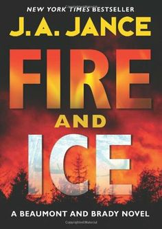 Fire And Ice - J.A. Jance Tried a new author....i was able to finish it but it wasnt very inspiring, didnt hook me at all.....maybe ill give another one a chance, or maybe i wont