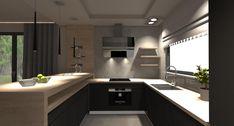 kuchnia otwarta Ali, Kitchen Cabinets, Home Decor, Decoration Home, Room Decor, Cabinets, Ant, Home Interior Design, Dressers
