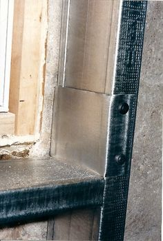 Framing with metal studs - Thumb and Hammer