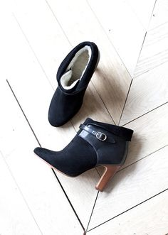 High Edith // Collection automne hiver chaussures - www.sezane.com #sezane #high #edith