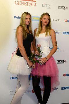 7/13/14 #8-Seeds Karolina Pliskova and Kristyna Pliskova ...