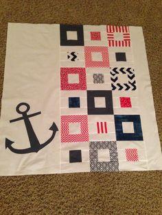 Nautical Quilt Tutorial