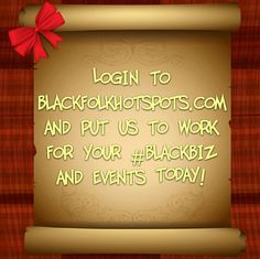 Login to bfhsnetwork.com/main/authorization/signUp?target=http%3A%2F%2Fbfhsnetwork.com%2F%3Fxgi%3D24eplpCFYfYmqZ%26xgkc%3D1 and put us to work for your #blackbiz and events TODAY!  #blackbusiness #urbanevents #supportblackbusiness #blackwallstreet #teamBFHS #powernomics #supportblackbiz #sbbtv #notonedime #blackfriday #blackbusinessmatters #blackdollars #buyblackmovement #blackamerica #marcusgarvey #racetogether #empire  Tag a black business owner that we should follow today.