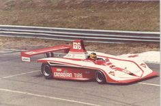 In 1983, race car driver Jacques Villeneuve Senior and his Canadian Tire pit crew became the first Canadian winners of the Can-Am Series. #nostalgia
