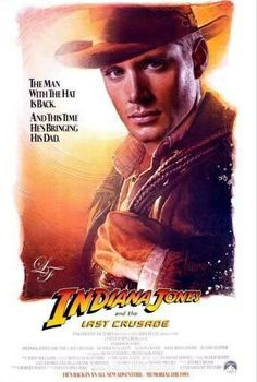 Seems like only one actor would be perfect for an Indiana Jones reboot to me  :)