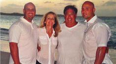 Matt Holliday and his family.