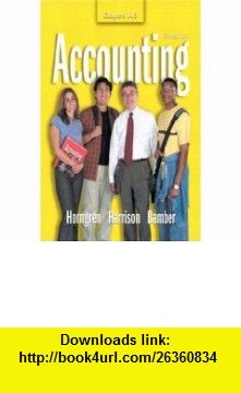Accounting  Chapters 1-13 (6th Edition) (Ch. 1-13) (9780131436329) Charles T. Horngren, Walter T. Harrison, Linda S. Bamber, Michael A. Robinson , ISBN-10: 0131436325  , ISBN-13: 978-0131436329 ,  , tutorials , pdf , ebook , torrent , downloads , rapidshare , filesonic , hotfile , megaupload , fileserve