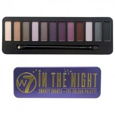 In The Night Eyeshadow Palette Eye Color, Eyeshadow Palette, Make Up, Shades, Face, Beauty, Fashion Make Up, Lips, Eyes