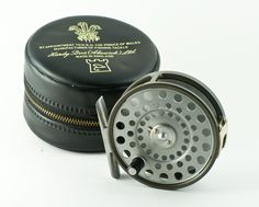 Hardy LRH Lightweight Silent Check Fly Reel