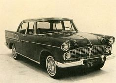 Simca Chambord Rally 1964