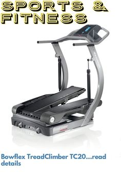 (This is an affiliate pin) Bowflex TreadClimber TC20 Cardio, Gym Equipment, Gym Room At Home, Treadmills, Training, Body Workouts, Mom, Link, Work Outs
