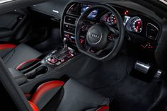 Audi RS5 Coupe Interior