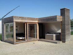 Poolhouses Modern
