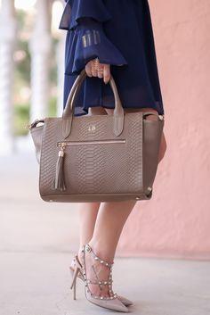 GiGi New York   Style Adventures Fashion Blog   Driftwood Grace Satchel