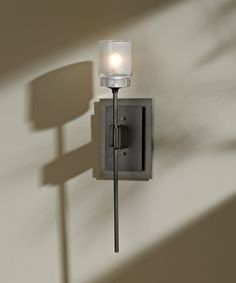 Hubbarton Forge Echo wall sconce
