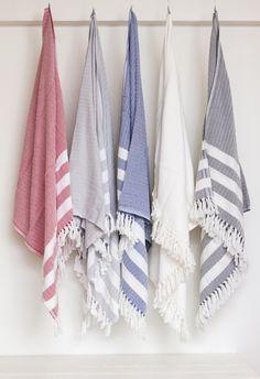 Retro Organic Cotton Bath Towel Summer 2016, Bath Towels, Nest, Organic Cotton, Cottage, Retro, Shopping, Nest Box, Cottages