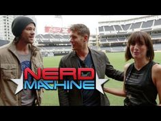 Jared Padalecki, Jensen Ackles - Exclusive Interview - Nerd HQ (2013) HD - Alison Haislip - YouTube