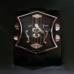 ArtyA Son of Sound Guitar Chronograph Automatic // SOS GUITAR // Store Display