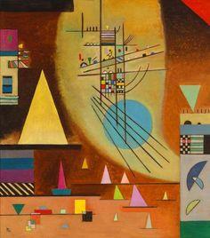 Kandinsky Silent 1937