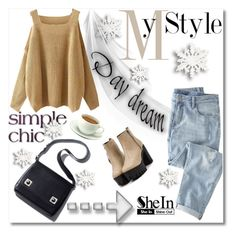 """""""Shein day dream"""" by mery1991 ❤ liked on Polyvore featuring Michael Kors, Wrap, women's clothing, women's fashion, women, female, woman, misses and juniors"""