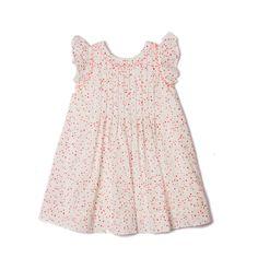 Flutter Sleeve Shift Dress   egg by susan lazar   http://www.egg-baby.com/shop/flutter-sleeve-shift-pink-dress/