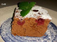 Schneller Becherkuchen – Schoko mit Kirschen