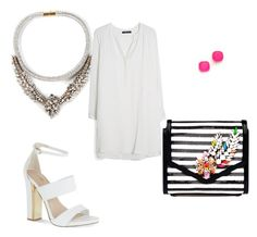 """""""white"""" by carole-weis on Polyvore"""