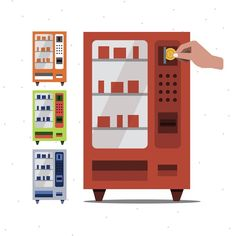 Internet of Things Creates Upside in the Vending Industry | Today, the vending machine industry is a global phenomenon, and it is now part of the growing Internet of Things (IoT) connected device market opportunity. There are more than 17 million vending machines worldwide.