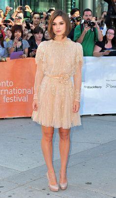 Keira Knightley en Elie Saab Vogue México
