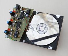 Analog Hard Disk Synth