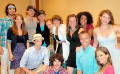 Original Team Starkid! Aww baby Starkid. They all look so young.