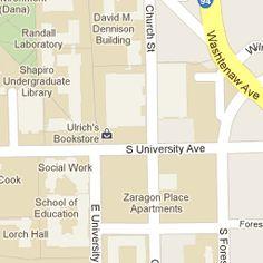 Math Commons Area & Math Atrium, East Hall, University of Michigan, Ann Arbor, MI