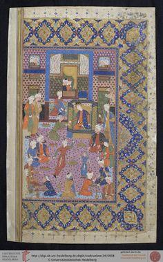 Archivalia: Adventskalender (Türlein XI) - Islamische Handschriften online