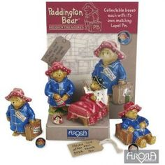 Paddington Packaging display.