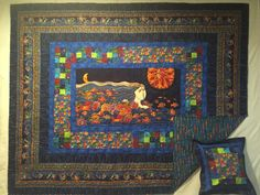 Check out our new Laurel Burch Collection of quilts on Facebook. Like and Share for 10% off your first/next order. www.facebook.com/roxanndreaquiltsandmore