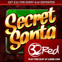 32 Days of Christmas at 32Red Casino