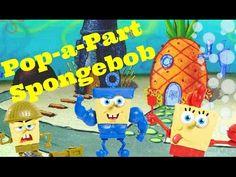 Pop-a-Part Spongebob Squarepants - YouTube
