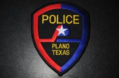 Plano Police Patch, Collin County, Texas (Current Issue)
